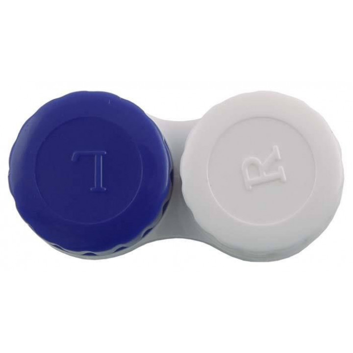 Lens container